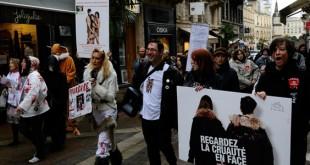 9 janvier : journée sans fourrure partout en France !