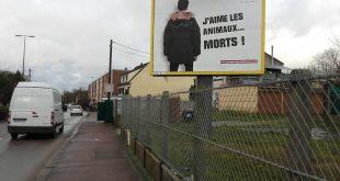 Campagne d'affichage pour notre nouvelle campagne choc de la Fondation – Galerie 03